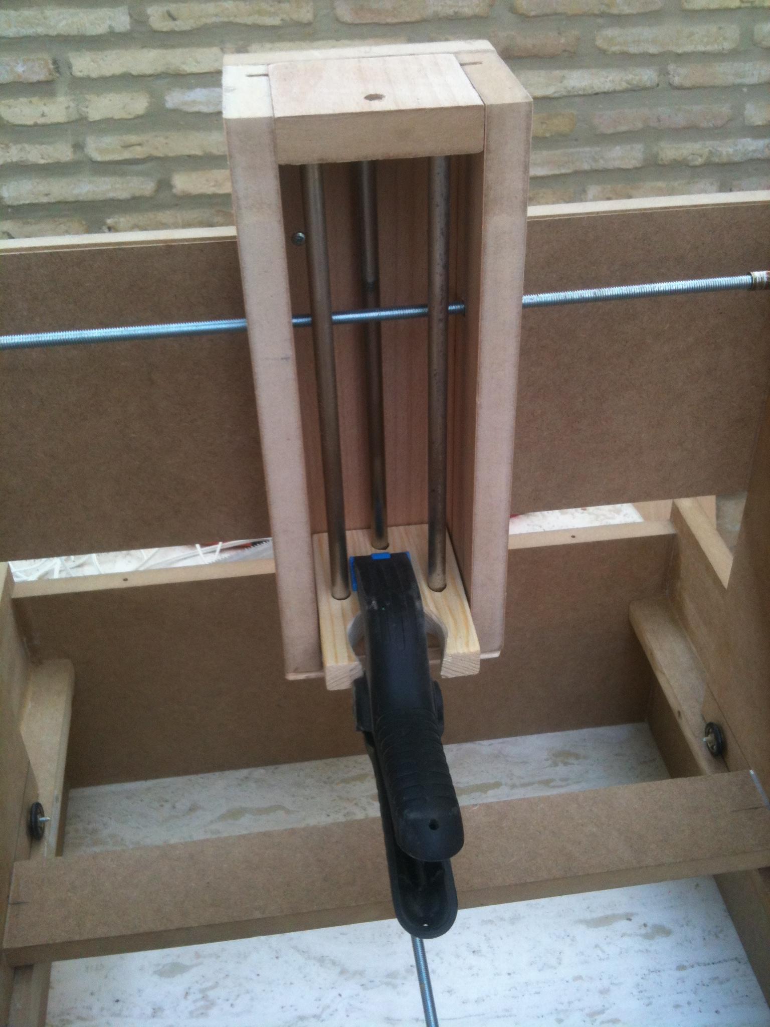 Construir una fresadora CNC Cabezal_fase1
