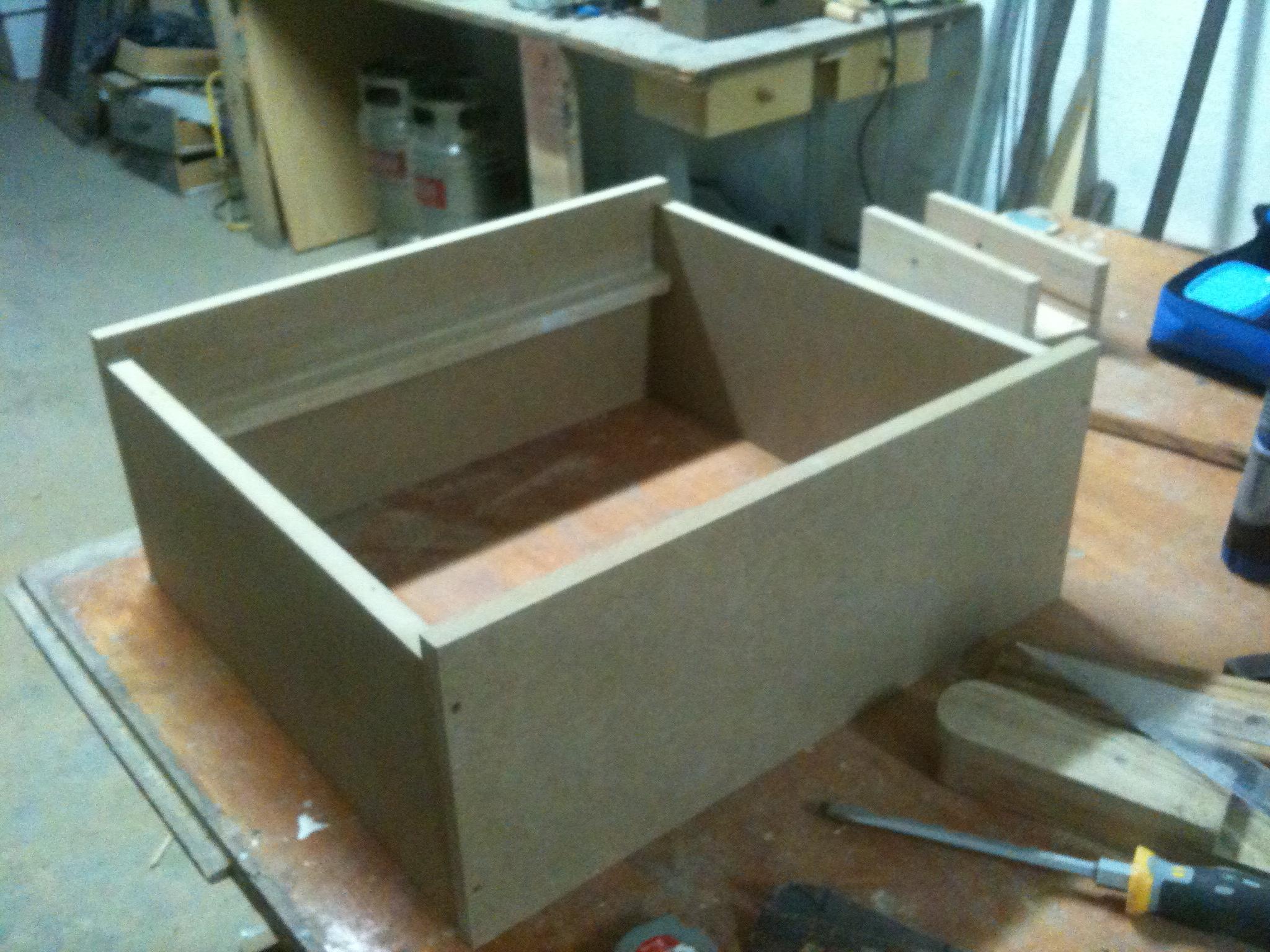 Construir una fresadora CNC Cajon