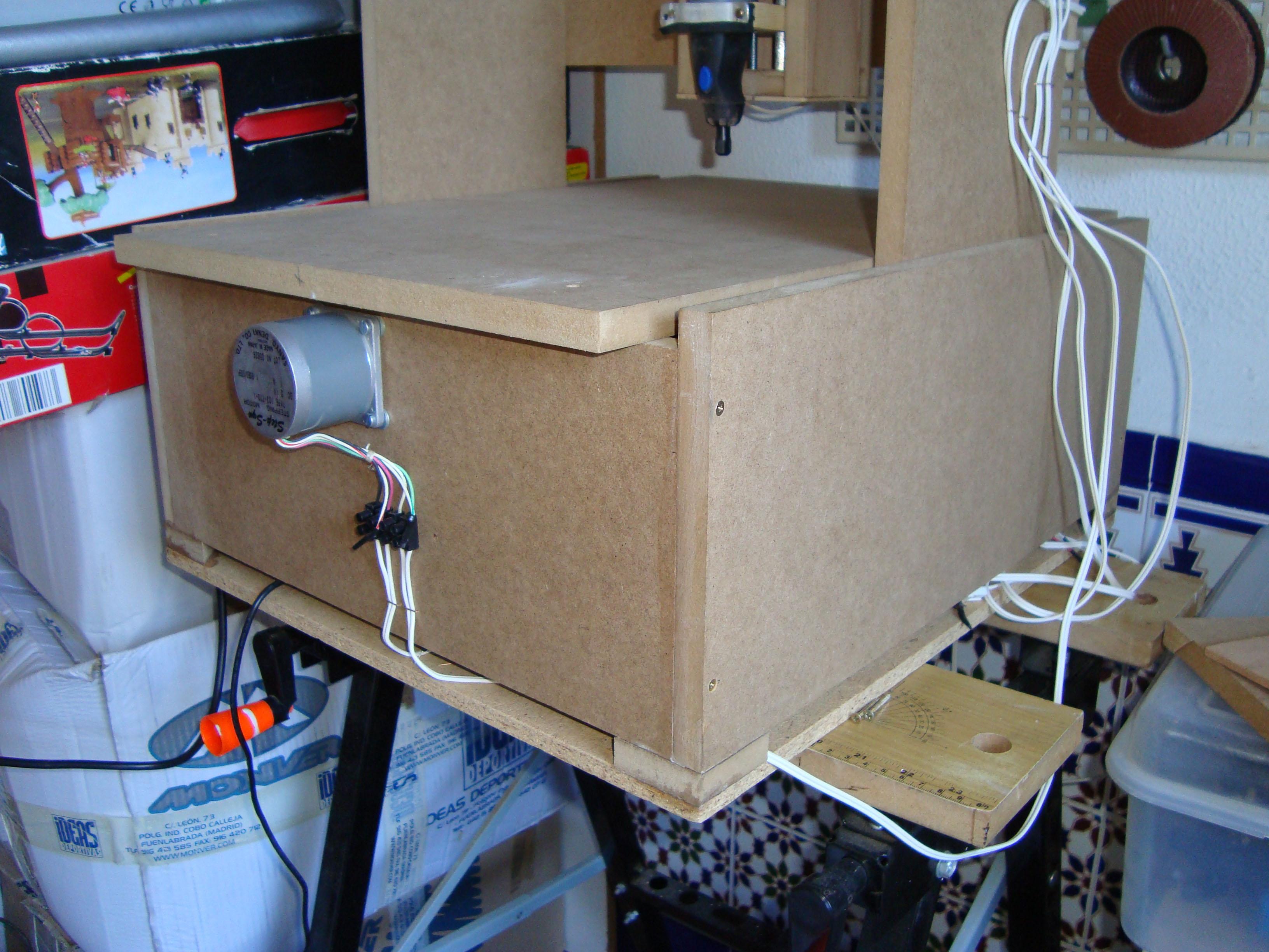como hacer una cajonera de madera paso a paso pdf