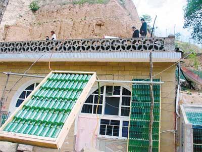Calentador Solar de Agua (actualizado)