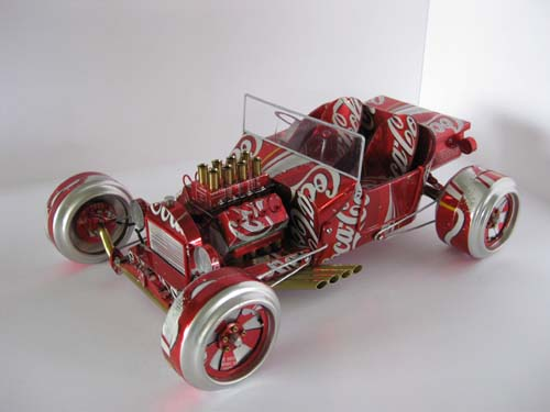 Can Hot Rod Cars Art