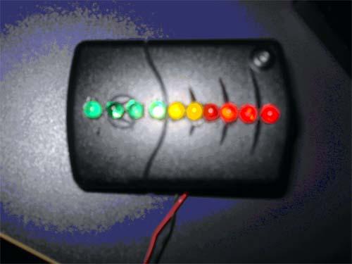comprodador baterias led