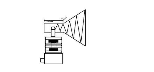 difusor magnetron