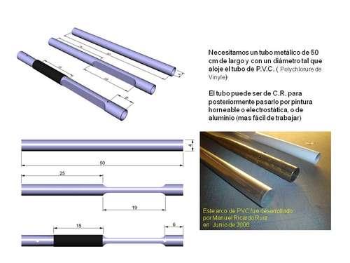 materials arco pvc