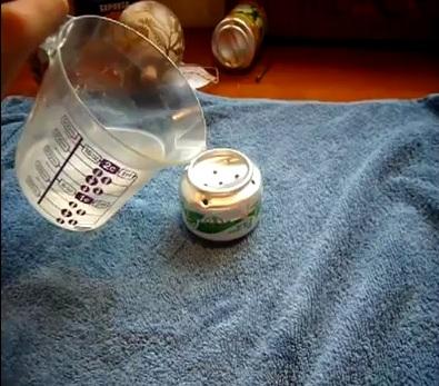 estufa o coina de alcohol