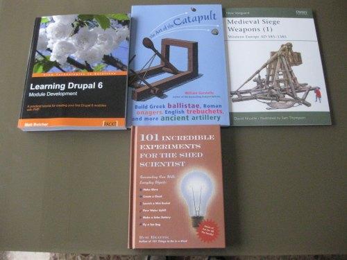libros catapultas amazon