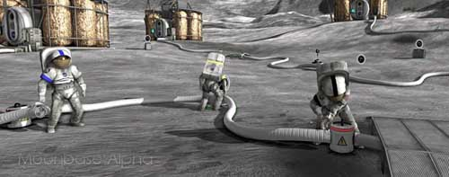 videojuego gratis de la nasa moonbase alpha