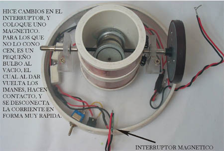 Energia libre/gratis a tu alcance. Motores magnetico.