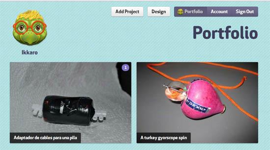 portfolio ikkaro en diy.org