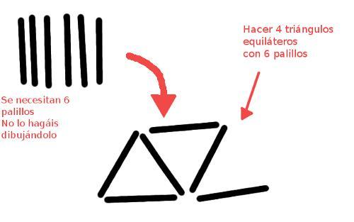 puzzle de los triangulos de las bermudas