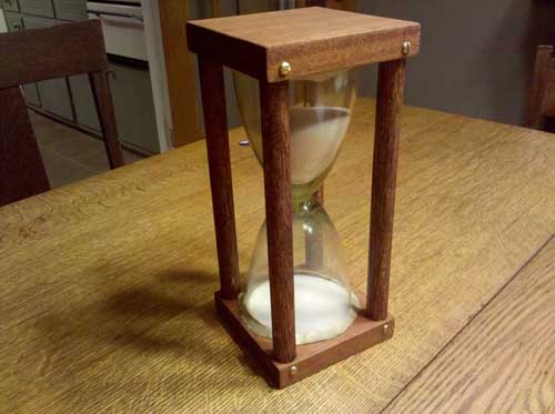 Make Your Own Hourglass