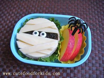sandwich momia