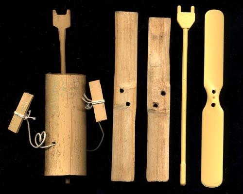 bambucoptero o taketombo