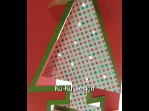 Como hacer tarjetas de navidad caseras ikkaro - Como hacer tarjetas de navidad ...
