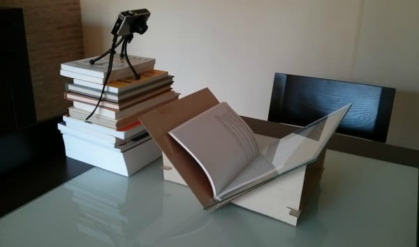 Como digitalizar un libro
