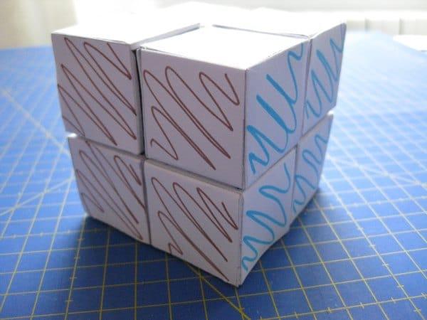 Cubo Rubix 2x2