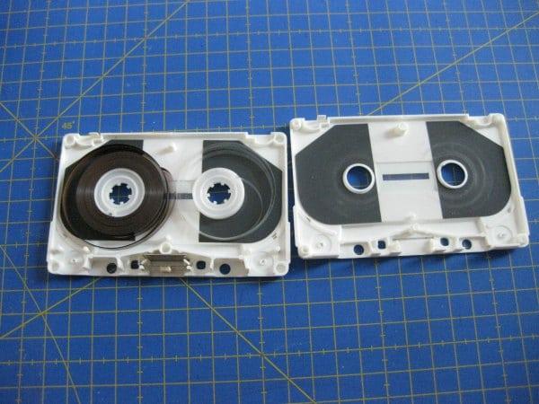 Desmontar un cassette para arreglarlo
