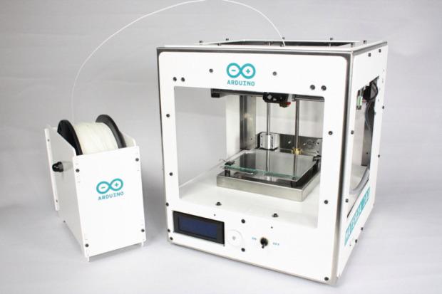 Arduino Materia 101 la nueva impresora 3D de arduino