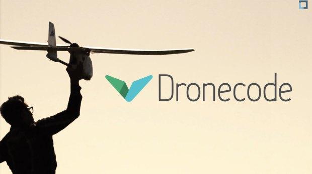 Plataforma de software para drones de la Fundación linux