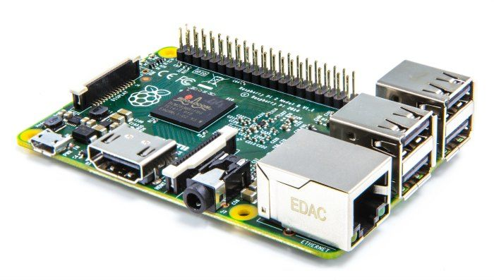 Raspberry Pi 2 Model B de regalos de Reyes