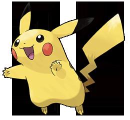 pikachu de papel