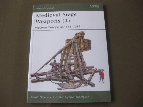 armas medievales para sitiar castillos
