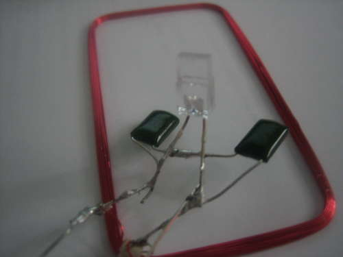 bobina secundaria cargador