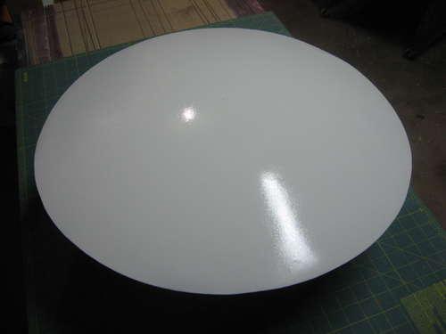 capa base blanco escudo antena