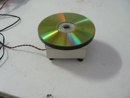 agitador magnetico casero