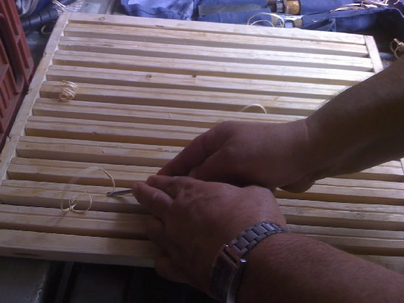 making beehive grid with formon