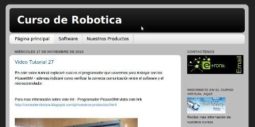 curso de robotica gratis online