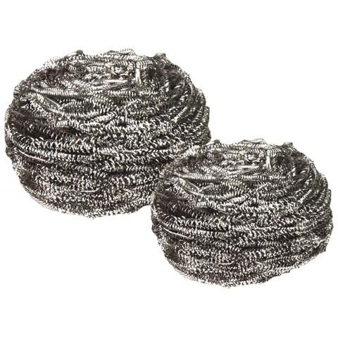 lana de acero para hacer tinta invisible