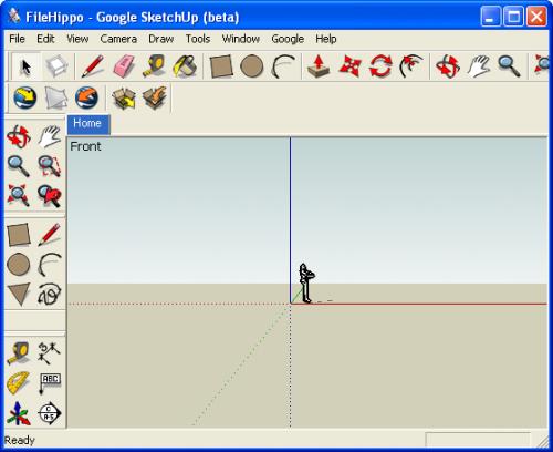 Google sketchup crea modelos 3d gratis ikkaro for Programa para crear casas en 3d
