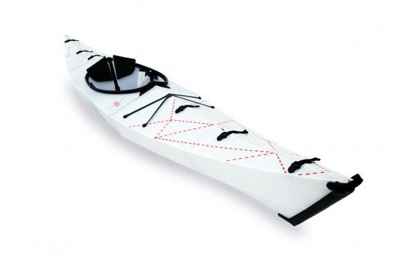 El kayak plegable marca oru