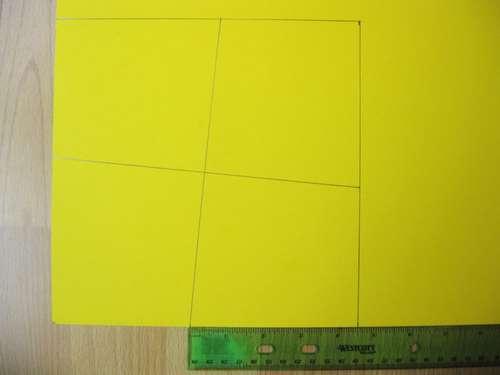 medidas como hacer puzzle