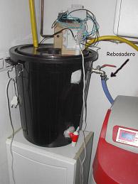 Reutilizar el agua de la lavadora ikkaro - Lavadora sin agua ...