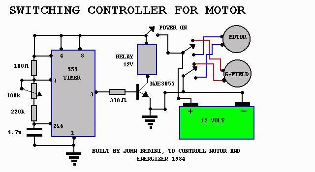 Circuito Motor Bedini : Generador de energía bedini ikkaro