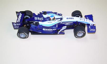 formula 1 williams fw28 de scalextric
