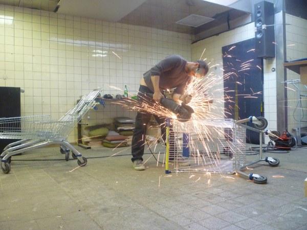 modificar carro carrefour en el taller