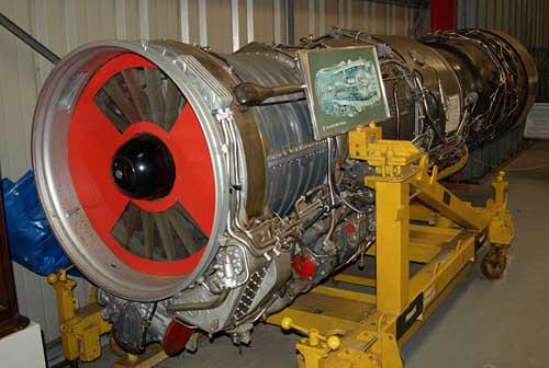 turboreactor spey rolls royce
