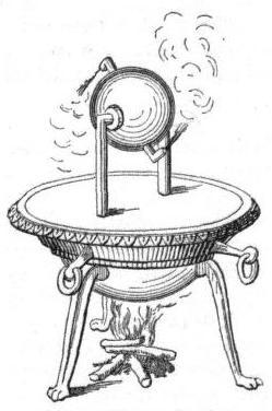 eolipila ili čapljin eolus