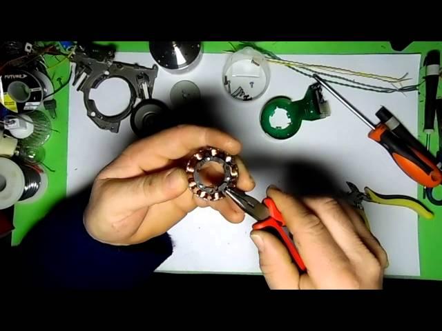 Circuito Motor Bedini : Construir un motor bedini ikkaro