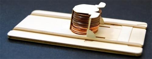 Catapulta de monedas