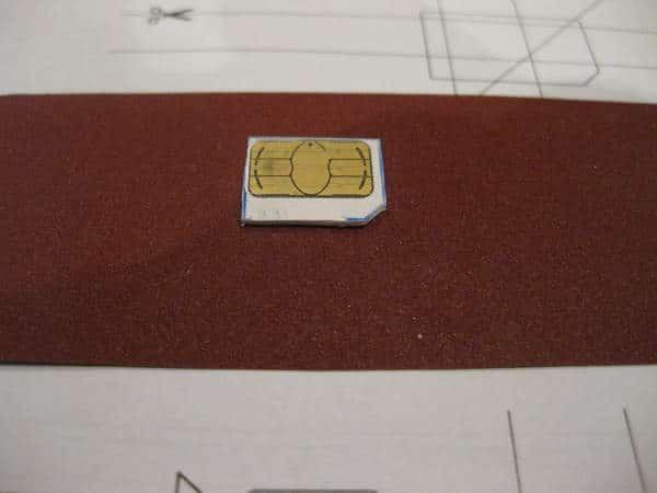 lijar tarjeta sim para adaptar tamaño