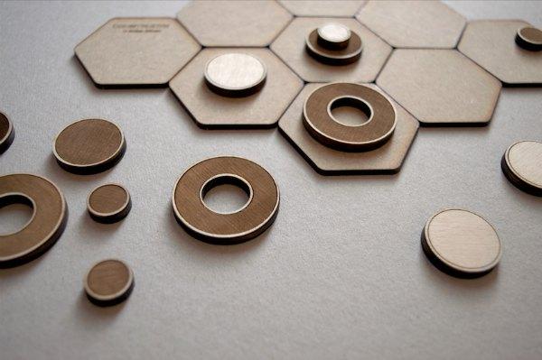 Constructo el mejor juego de mesa abstracto del año