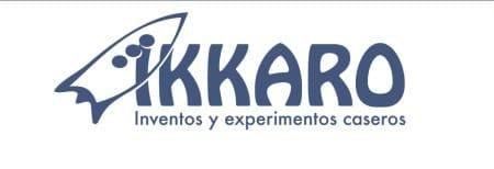 logo blanco de Ikkaro, DIY o como hacer