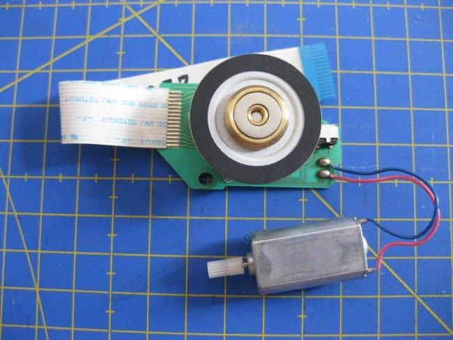 Motores brushless y paso a paso para proyectos DIY