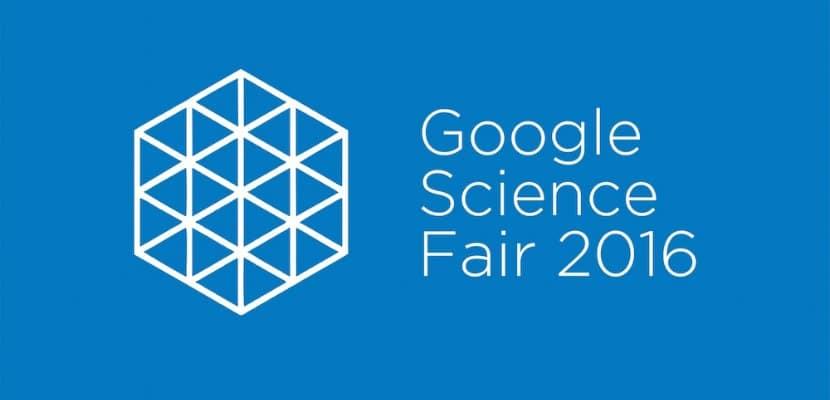 Google Science Fair 2016, feria de ciencias de google