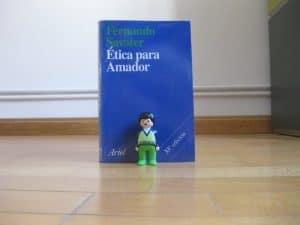 Ética para Amador de la editorial Ariel