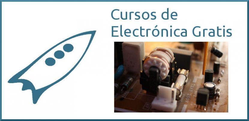 Cursos de electrónica gratis y videotutoriales en Youtube